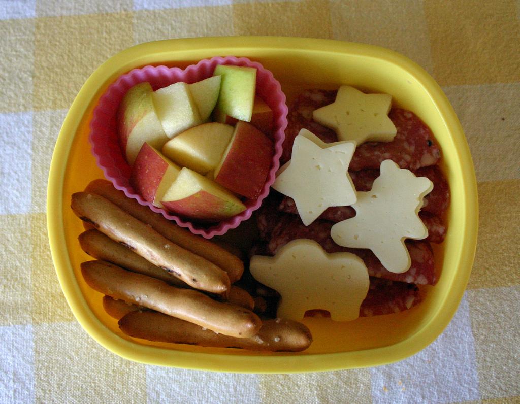 Lleva el calendario del comedor de los niños en tu móvil